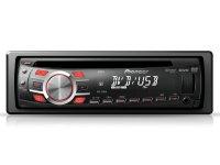 Pioneer DVH-330UB CD/MP3/DVD lejátszó, előlapi USB bemenettel