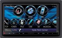 Kenwood DNX7280BTnavigációs mobil multimédia rendszer