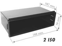 Fiók Dupla ISO kerethez 571960-C