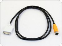 Dension iPod dokk kábel ( IPO5DC9 )