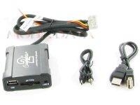 Nissan Almera - Primera MP3/USB/SD/AUX illesztő 12 pólusú csatlakozóva