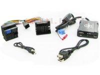 Renault MP3/USB/SD/AUX illesztő 2009-> QuadLock csatlakozóval szerelt