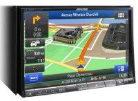 Alpine ÚJDONSÁG INE-W928R Fejlett navigációs rendszer