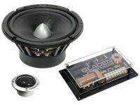 Gladen Audio Zero Pro 165.2 PP két utas High End autóhifi hangszóró sz