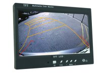 ABM univerzális 7' TFT-LCD monitor (12/24V teherautókhoz)