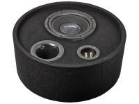 Gladen Audio RS 10 Round Box subwoofer zárt ládában