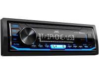 JVC KD-X351BT Bluetooth mechanika nélküli autórádió USB bemenettel