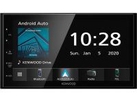 Kenwood DMX5020BTS multimédia Bluetooth és Smartphone vezérlés