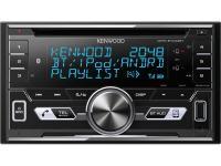 Kenwood DPX-5100BT 2 DIN MP3/WMA/CD-autórádió USB/AUX Input-tal Bluetooth-al