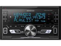 Kenwood DPX-M3100BT 2DIN-es autórádió BT kihangosítóva