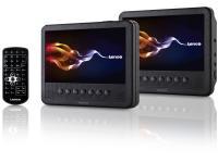 Lenco MES-212 2 x 7 coll hordozható autós dvd játszó