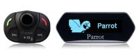 Parrot MKi9100 beépíthető bluetooth kihangosító kijelzővel