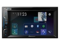 Pioneer AVH-Z2100BT Autós multimédia lejátszó, 2DIN, CD/DVD, Bluetooth, Apple Carplay