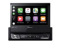 Pioneer AVH-Z7200DAB 1DIN kiforduló érintőképernyős autós multimédia lejátszó CD/DVD, Bluetooth, Apple Carplay Android A