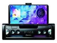 Pioneer SPH-10BT új generációs 1DIN autórádió okostelefon tartóval és applikációval