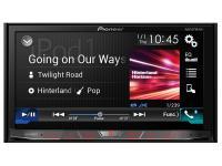 PioneerAVH-X8800BT 2 DIN érintőképernyős CD DVD-tuner USB Bluetooth mu