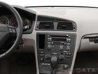 Volvo S60 - V70 rádióbeépítő keret 572192-C