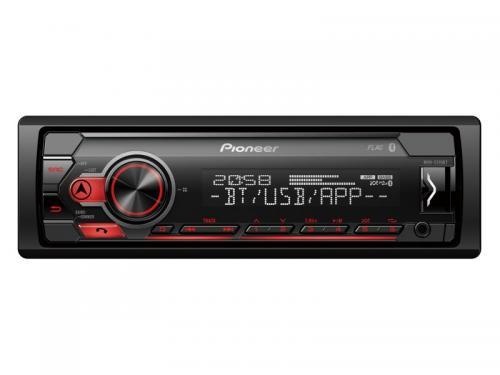 Pioneer MVH-S310BT autórádió RDS-tuner Bluetooth, USB és Aux-In