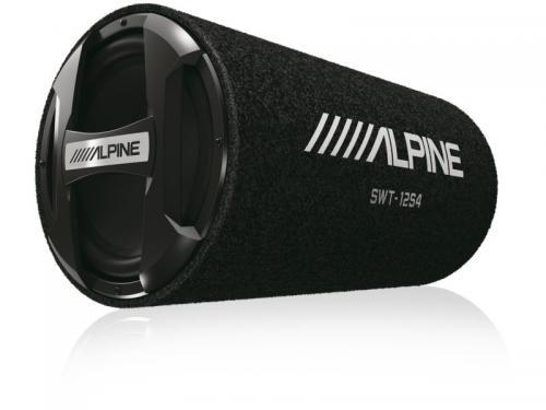 Alpine SWT-12S4 Alpine SWT-12S4 Bass Reflex Mélysugárzó cső