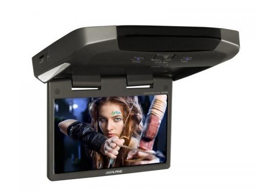 Alpine TMX-310U - 10.2 coll USB - SD Multimédia tetőmonitor rendszer