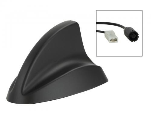 Cápauszony (Shark II) hátsó erősítős tető antenna 15-7727050