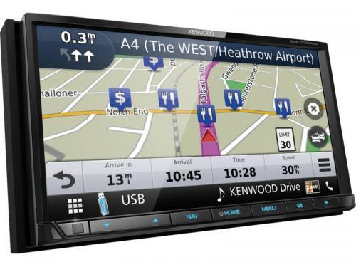 Kenwood DNX7170DABS 2din navigációs multimédia