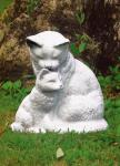 Macska a kölykével