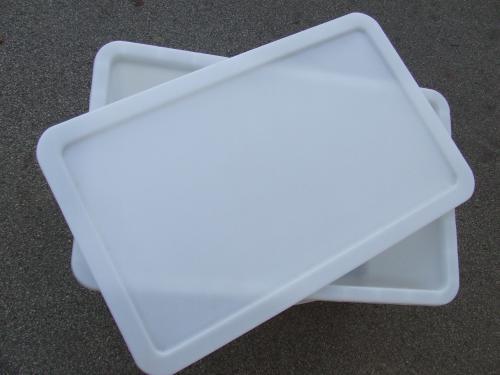 A Sózóláda tetővel 90 literes fehér