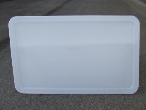 Tető a 90 literes sózóládához