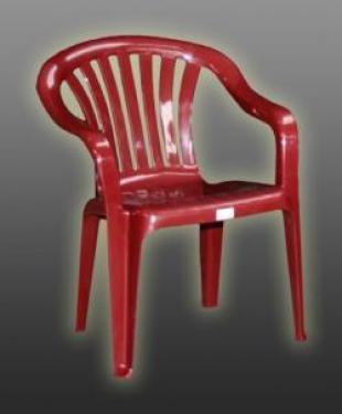 Kerti szék közepes támlás Bordó Paris