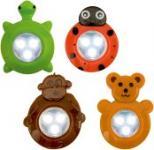 Gyermek elemes lámpa